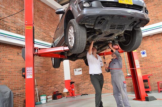 podnoszenie obnizanie podwozia samochod 2